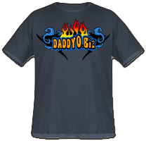 NEW! DADDYO.Biz T-SHIRTS